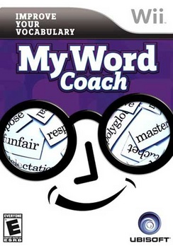 My Word Coach - Wii - Used