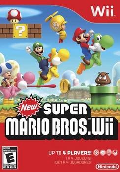 New Super Mario Bros. - Wii - Used