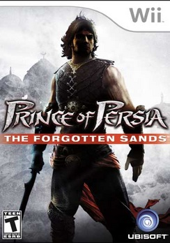 Prince Of Persia Forgotten Sands - Wii - Used