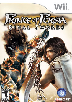 Prince Of Persia: Rival Swords - Wii - Used