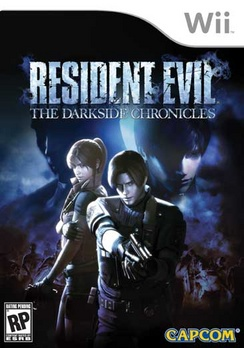 Resident Evil: Darkside Chronicles - Wii - Used