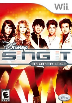 Sing It Pop Hits - Wii - Used