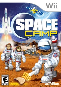 Space Camp - Wii - Used