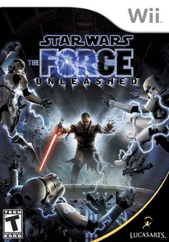 Star Wars The Force Unleashed - Wii - Used
