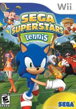 Superstars Tennis - Wii - Used