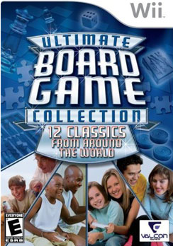 Ultimate Board Game Collection - Wii - Used