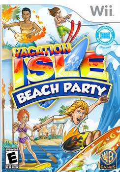 Vacation Isle: Beach Party - Wii - Used