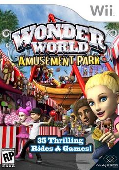 Wonderworld Amusement Park - Wii - Used