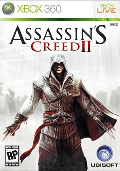 Assassins Creed 2 - XBOX 360 - Used