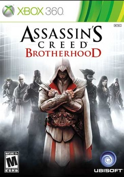 Assassins Creed: Brotherhood - XBOX 360 - Used