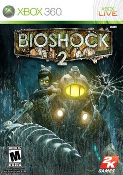 Bioshock 2 - XBOX 360 - Used