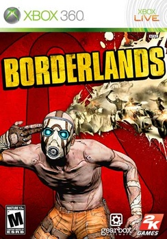 Borderlands - XBOX 360 - Used
