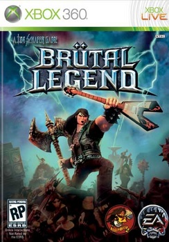 Brutal Legend - XBOX 360 - Used