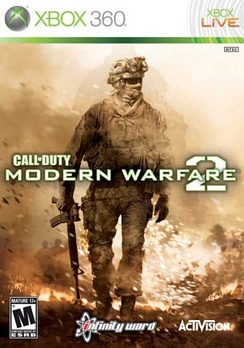 Call Of Duty: Modern Warfare 2 - XBOX 360 - Used