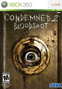 Condemned 2 Bloodshot - XBOX 360 - Used