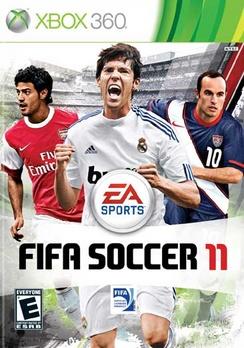 FIFA 11 - XBOX 360 - Used