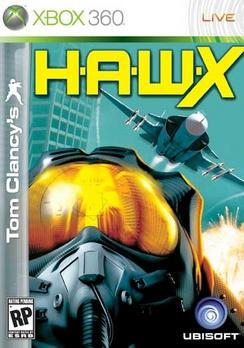 HAWX - XBOX 360 - Used