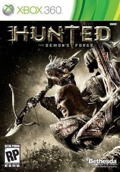 Hunted: The Demon's Forge - XBOX 360 - Used