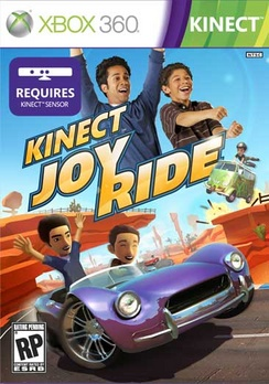 Kinect Joy Ride - XBOX 360 - Used