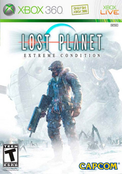 Lost Planet - XBOX 360 - Used