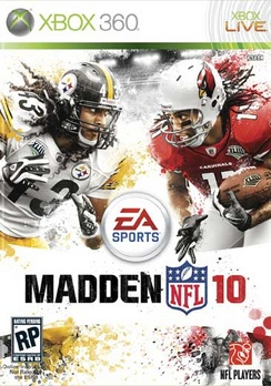 Madden NFL 2010 - XBOX 360 - Used
