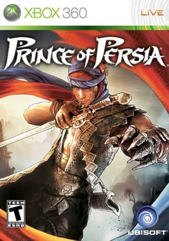 Prince Of Persia - XBOX 360 - Used