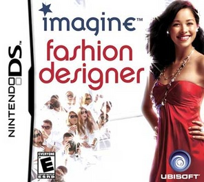 Imagine Fashion Designer - DS - Used