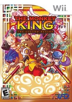 Monkey King - Wii - Used