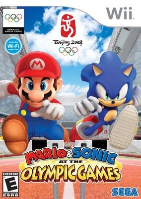 Mario & Sonic at the Olympic Games - Wii - Used