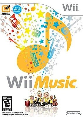Wii Music - Wii - Used