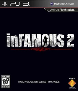 Infamous 2 - PS3 - Used