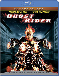 Ghost Rider - Blu-ray - Used