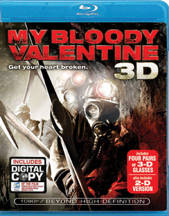 My Bloody Valentine 3D - Blu-ray - Used
