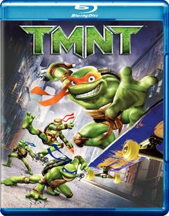 TMNT - Blu-ray - Used