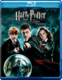 Harry Potter and the Order of the Phoenix - Blu-ray - Used