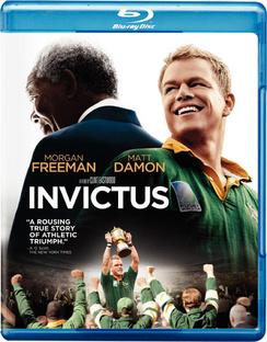 Invictus - Blu-ray - Used