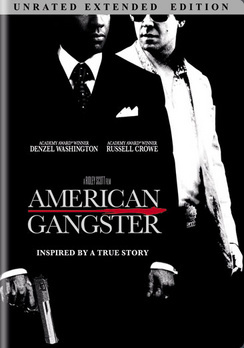 American Gangster - Single Disc - DVD - used