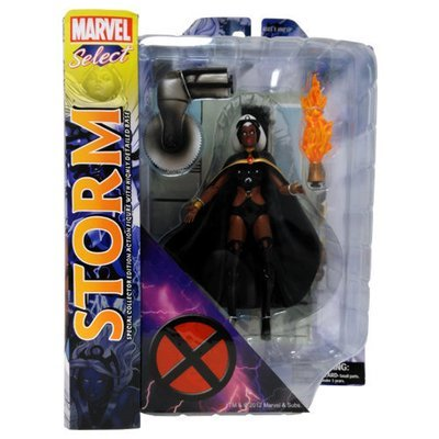 Marvel Select Storm Figure - Short Hair Variant