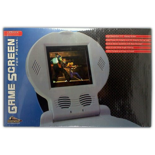 Game Screen for PSone - Game Accessory - New