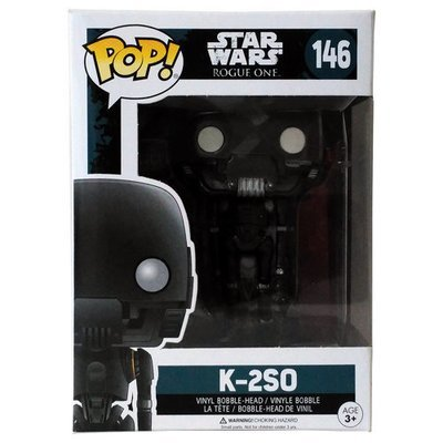 K-2SO Funko Pop! Vinyl Bobble-Head