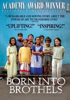 Born Into Brothels - Full Screen - DVD - used