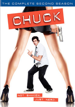 Chuck: The Complete Second Season - Widescreen - DVD - used
