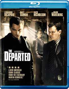 Departed - DVD - used