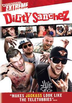 Dirty Sanchez: The Movie - Widescreen - DVD - used