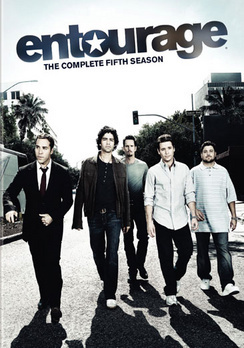 Entourage: The Complete Fifth Season - DVD - used