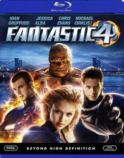 Fantastic 4 - DVD - used