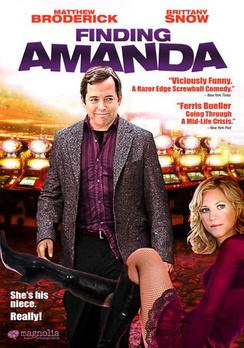 Finding Amanda - DVD - used