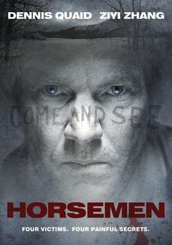 Horsemen - Widescreen - DVD - used