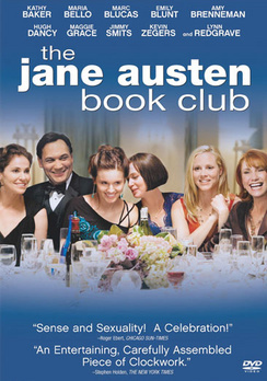 Jane Austen Book Club - Widescreen - DVD - used