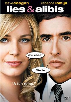 Lies & Alibis - DVD - used